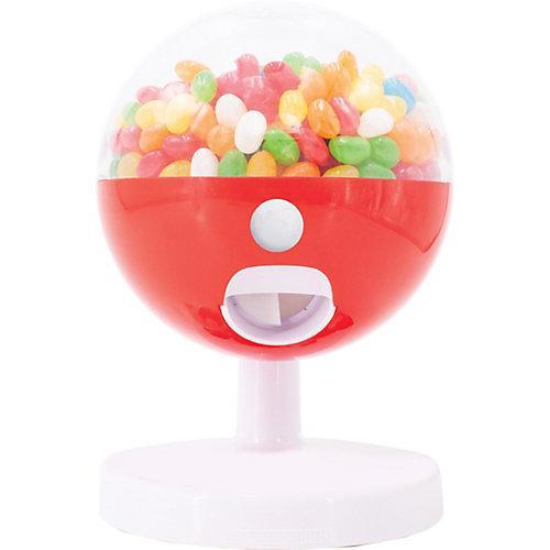 Süßigkeiten Spender mit Touchsensor rot/weiß