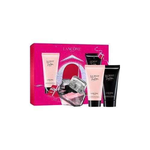 Lancôme Damen Parfum La Nuit Trésor Geschenkset Eau de Parfum Spray 30 ml + Body Lotion 50 ml + Shower Gel 50 ml 1 Stk.