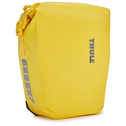 Thule - Thule Shield Pannier 25 Pair - Gepäckträgertaschen Gr 25 l orange/gelb