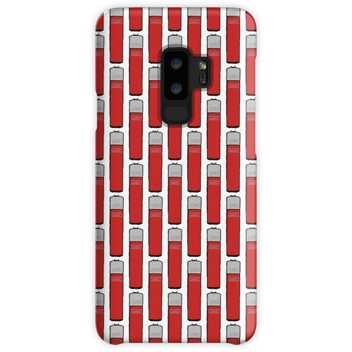 Clipper Feuerzeug Rot Samsung Galaxy S9 Plus Case