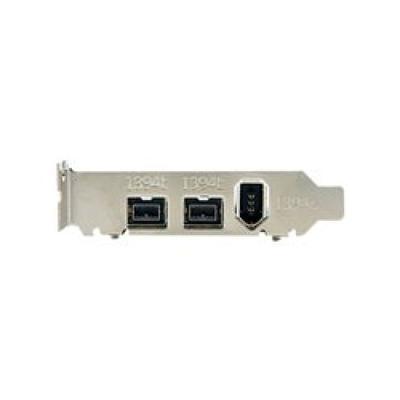 StarTech.com 3 Port 800+400 Fire...