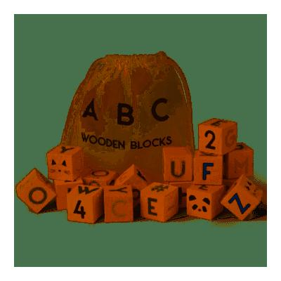 Liewood - Wooden Blocks