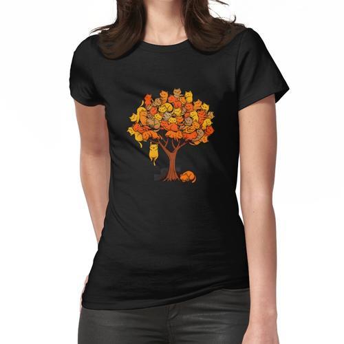 Kratzbaum Frauen T-Shirt