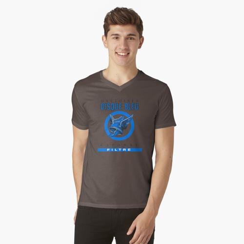 GAULOISES 5 t-shirt:vneck