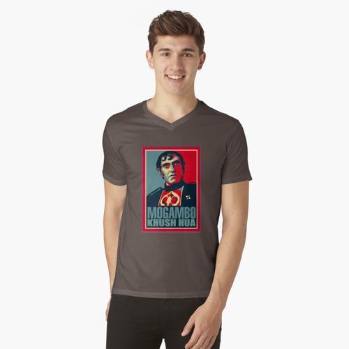 Mogambo Kush Hua t-shirt:vneck