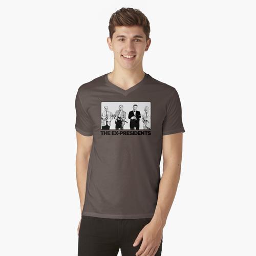 Punktbruch t-shirt:vneck