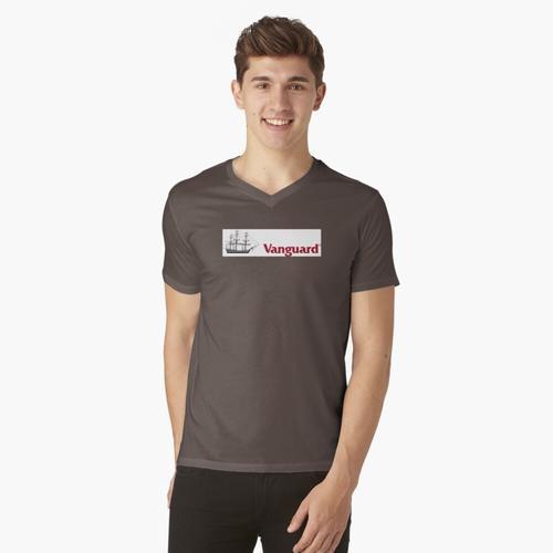 Vanguard Onboard Kit t-shirt:vneck