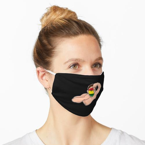 Bolivien Maske