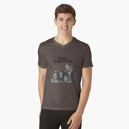 Die Patrizier Smiths t-shirt:vneck