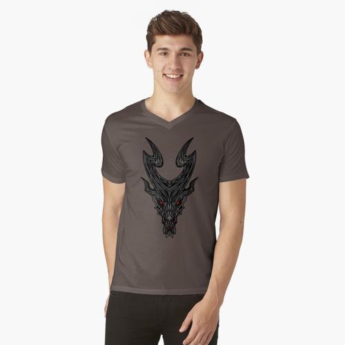 ALDUIN t-shirt:vneck
