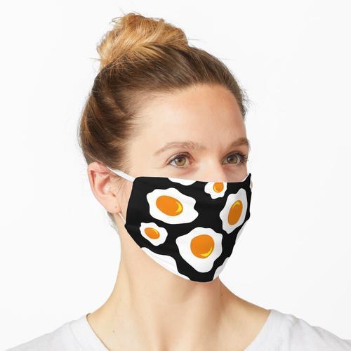 Spiegeleier Maske