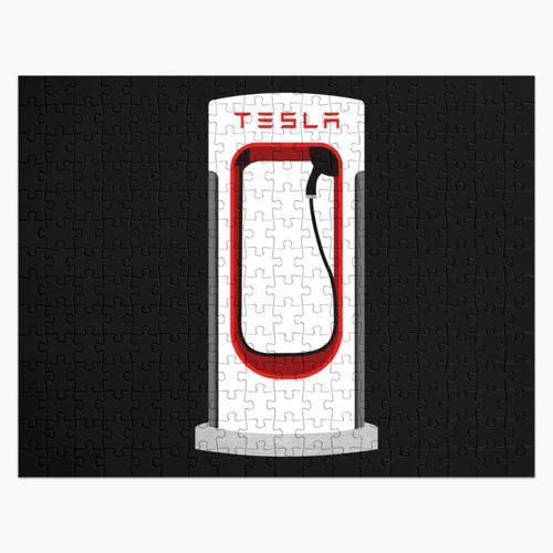 Tesla-Kompressor Puzzle