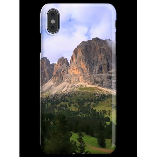 Gröden iPhone XS Max Handyhülle