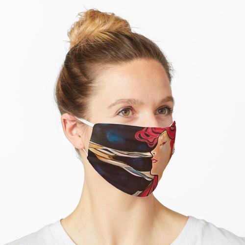 Rollenpapier im Club Maske