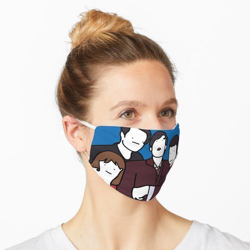 Fruchtfleisch Maske