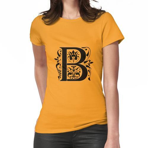 B Briefgestaltung Frauen T-Shirt
