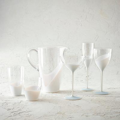 Set of 4 Kim Seybert Vague Drink...