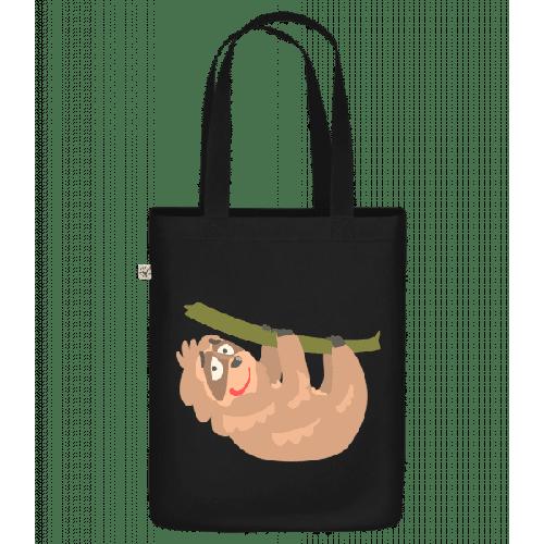 Entspanntes Faultier - Bio Tasche