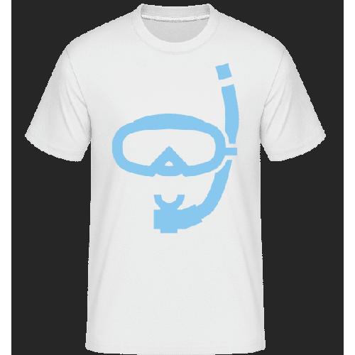 Taucherbrille - Shirtinator Männer T-Shirt