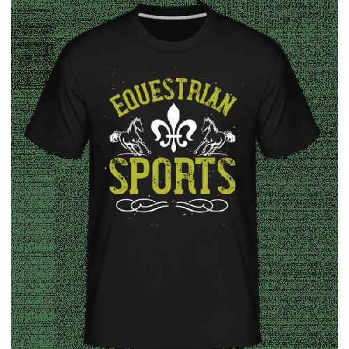 Equestrian Sports - Shirtinator Männer T-Shirt