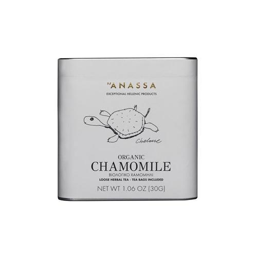 Anassa Organics Herbal Tea Dose Organic Chamomile 30 g
