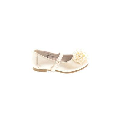 Little Angel Dress Shoes: Ivory ...