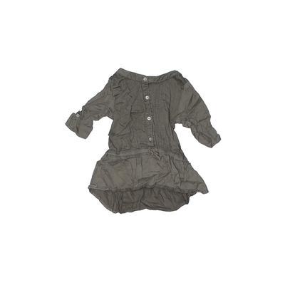 Carter's Short Sleeve Blouse: Gr...