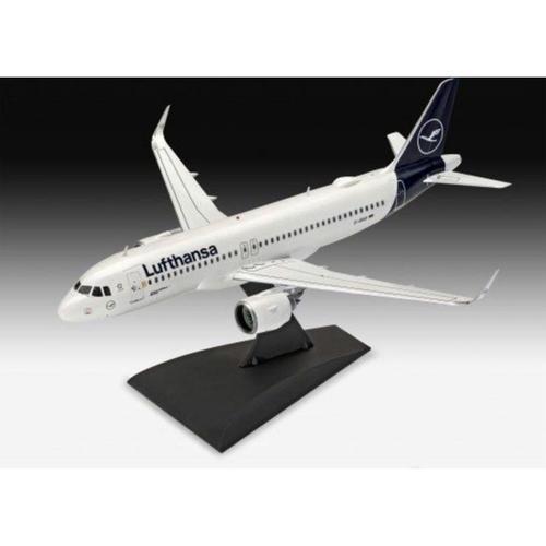 Model Set Airbus A320 neo Lufthansa 1:144