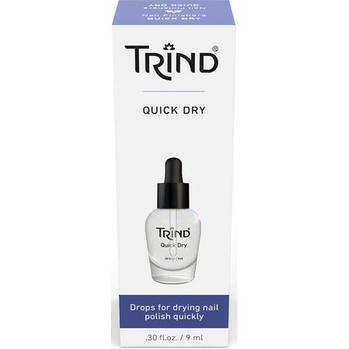 Trind Nail Finishers Nail Finishers Quick Dry 9 ml Nagelüberlack