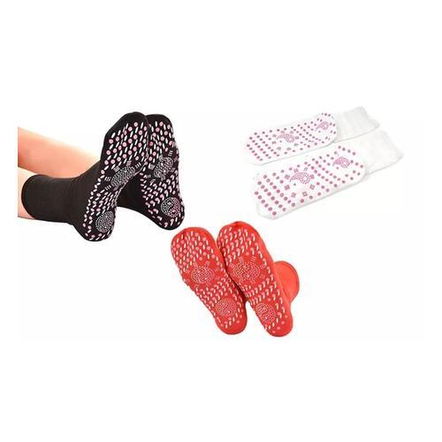 Turmalin-Socken: Rot/3