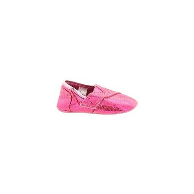 Flats: Pink Shoes - Size 3-6 Month