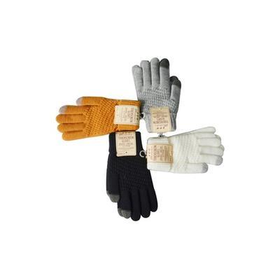 Gants tactiles ultra chauds : Blanc / 1