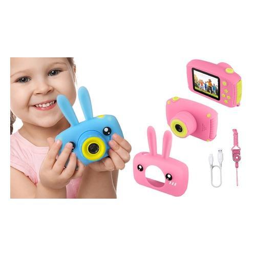 Kinder-Digitalkamera : Rosa / 32GB SD-Karte