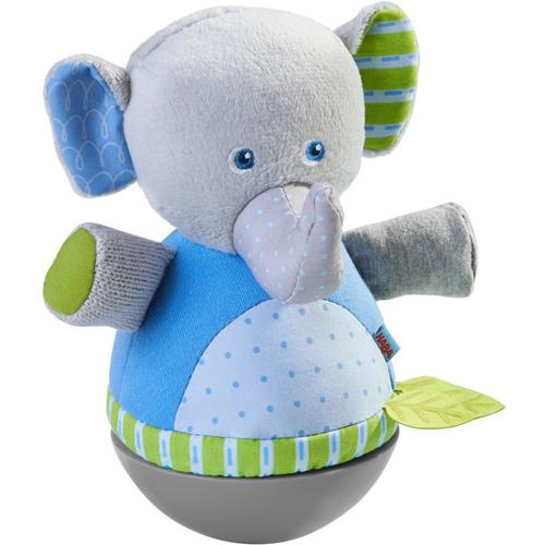HABA Stehauffigur Elefant, bunt