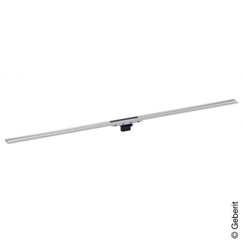 Geberit CleanLine 80 Duschrinne edelstahl gebürstet, für Duschrinne: 30 - 90 cm 154440KS1