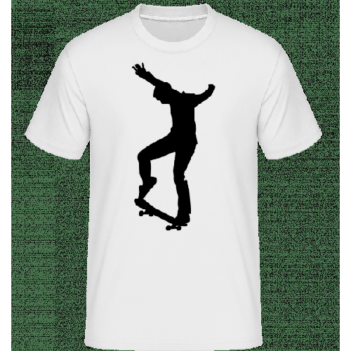 Skateboarder Manual - Shirtinator Männer T-Shirt