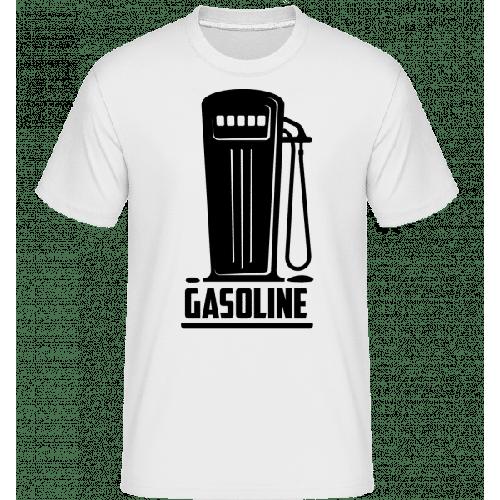 Gasoline Symbol - Shirtinator Männer T-Shirt