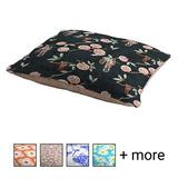 Deny Designs Holli Zollinger Pillow Cat & Dog Bed w/ Removable Cover, Floralista