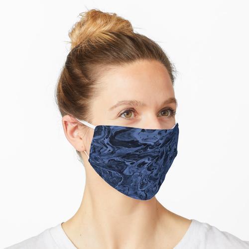 Ölteppich Maske