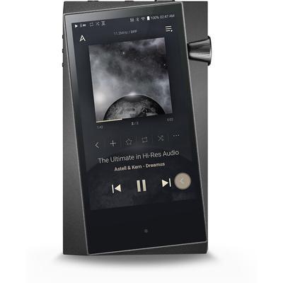 Astell & Kern SR25 portable hi-res music player (onyx black)