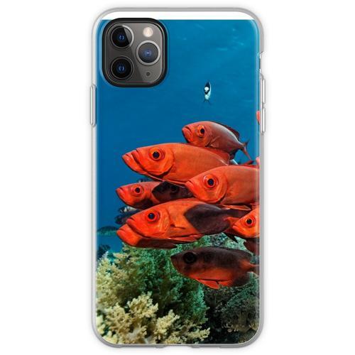 Hurghada Flexible Hülle für iPhone 11 Pro Max