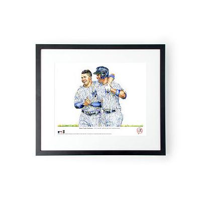 MLB Winning Team Art - New York Yankees