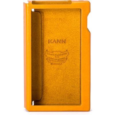 Astell & Kern KANN ALPHA case (golden brown)