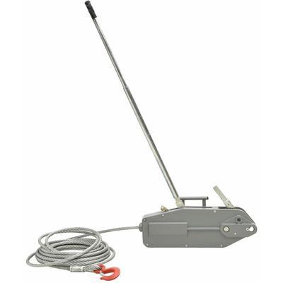 True Deal - Treuil de levage à câble 3200 kg