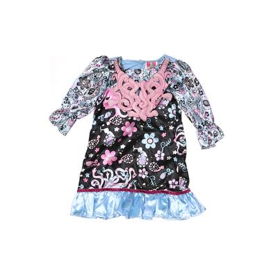 Monster High Costume: Black Floral Accessories - Size Small