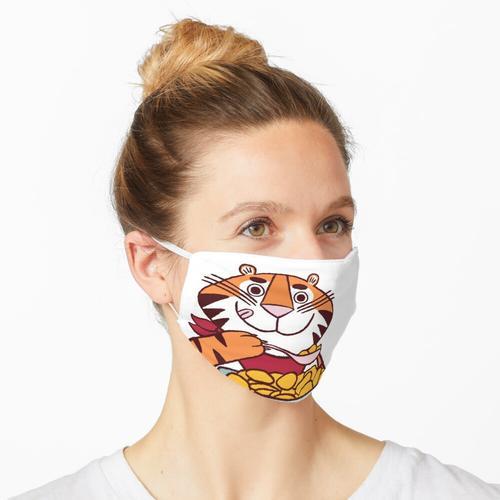 Baby Mais Verpackung Maske