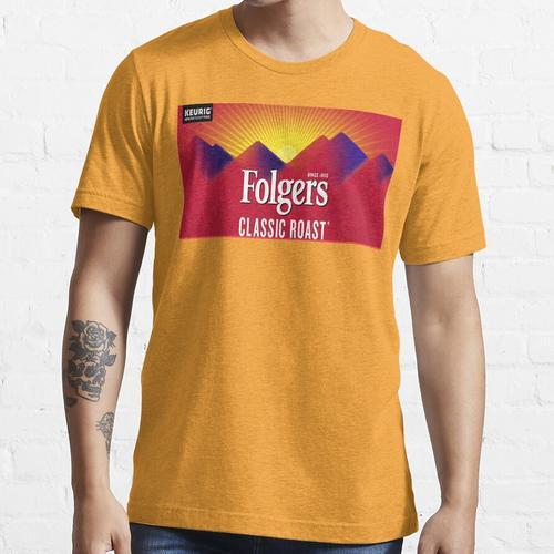 Folgers Kaffee Essential T-Shirt