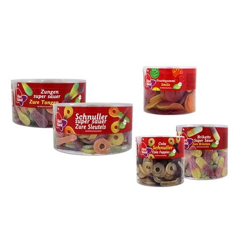 Red Band Mix Probierset: Red Band Super Saure Briketts/600