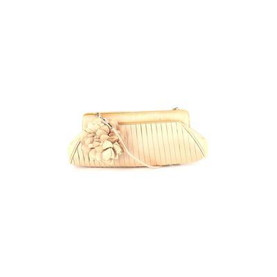 Kate Landry - Kate Landry Crossbody Bag: Gold Solid Bags