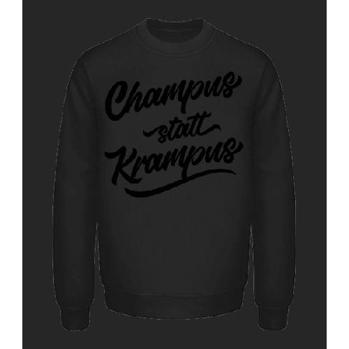 Champus Statt Krampus - Unisex Pullover